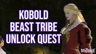 FFXIV 2.2 0315 Unlock Kobold Dailies (Beast Tribe Quests)
