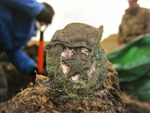 Раскопки в полях Второй Мировой Войны Фильм 47/Excavation in fields of World War II the Film 47