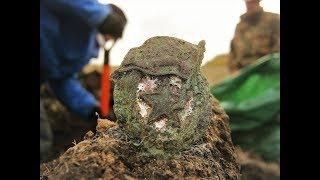 Фильм 47 Раскопки в полях Второй Мировой Войны/Film 47 Excavation in fields of World War II