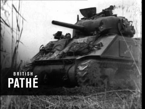 The Fall Of Caen (1944)