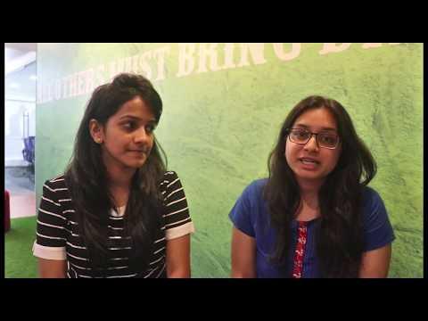 Campus Recruits Testimony | Quantiphi