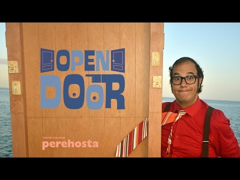 promo Open Door