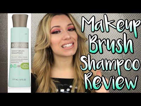 EcoTools Brush Shampoo Review!