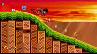Sonic FGX TELEKINETIC SILVER and SUPER V...