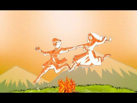 Древний армянский праздник Терендез или Трндез--- Кафе Ной 13 02 2020