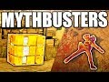 DESTINY MYTHBUSTERS: OMG!! THIS NON EXPLOSIVE BOX CAN DO DAMAGE! & MORE! MYTHBUSTERS GAMEPLAY