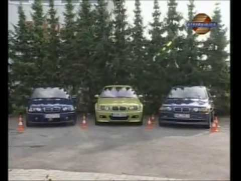E46 Bmw M3 Alpina B3 3 3 And The Hartge 5 5 On Track Youtube