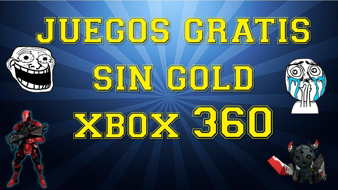 Juegos Gratis Sin Gold Xbox 360 Youtube