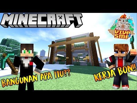 TIBA2 GEMMA JAGO BUILD - Minecraft Viva Smp S3