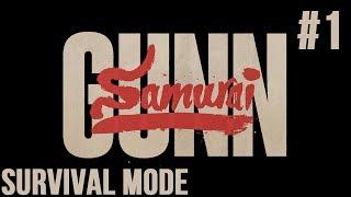 Tom plays Samurai Gunn (PC) - [Survival Mode] - Episode 1