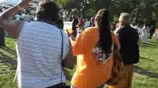 Fantasia #4 (Crowd) - NCNW Black Family Reunion - 7 Sep 2008