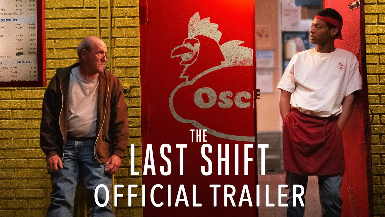 THE LAST SHIFT - Official Trailer (HD) - Only In Theaters 9/25