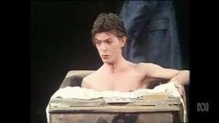 David Bowie - Scenes from The Elephant Man, 1980-1981
