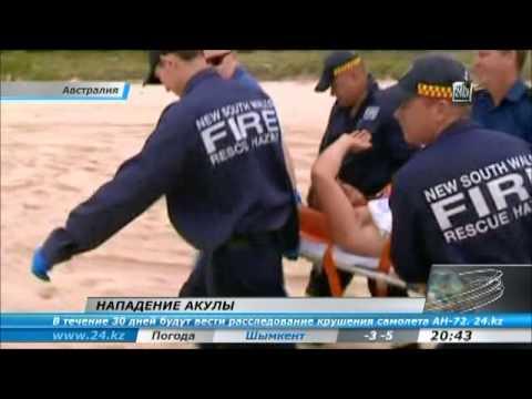 Австралийский серфингист потерял часть руки