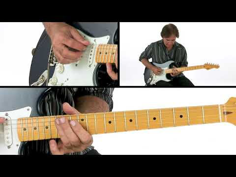 Guitar Lesson - 30 Chordal Licks You MUST Know - Reed Riffs - Lick 6 - Carl Verheyen