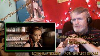 Bankrupt Creativity #73 - My Reaction Videos  :  LINDSEY STIRLING -  ROUNDTABLE RIVALS