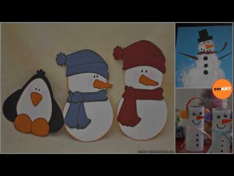 snowman-crafts---crafts-for-kids-christmas