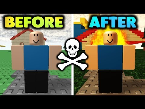 I Added 100 VIRUSES TO MY Roblox GAME!!!! *LOL*
