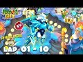Dragon City High Winter Dragon Heroic Race LAP 1 10 COMPLETED mp3