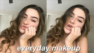 everyday makeup routine (highschool sophomore)