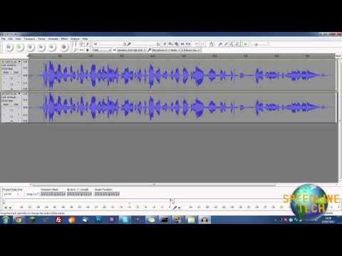 How to convert mono audio into stereo audio