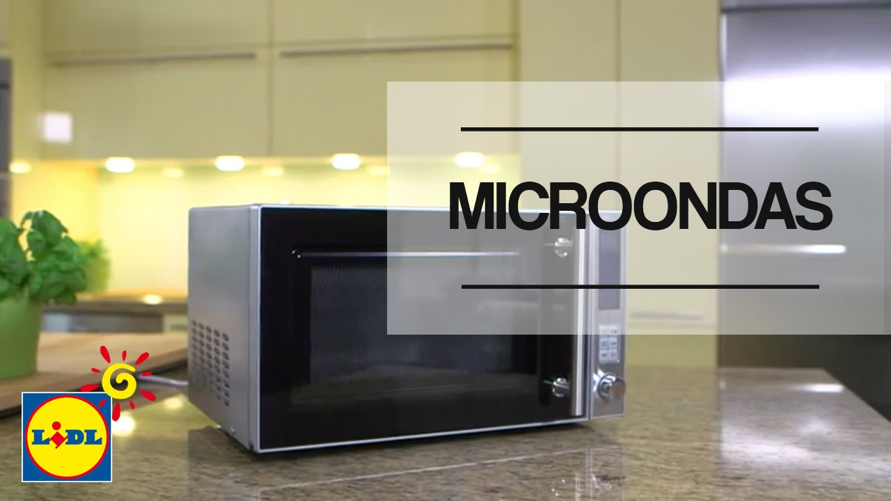 Microondas silvercrest youtube - Silvercrest kitchen tools opiniones ...