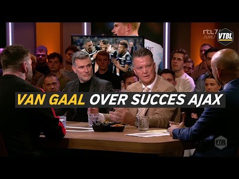 Van Gaal nuanceert succes Ajax: 'Real Madrid was dominant'