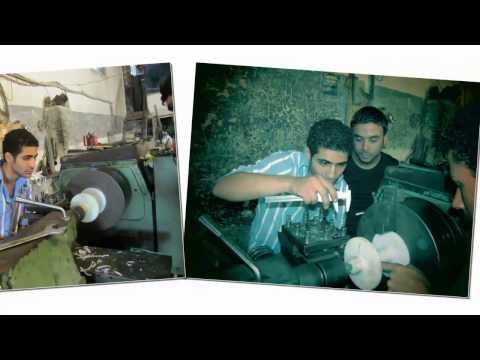 The Full Movie for Graduation Project 2013 (Submarine Exploratory)