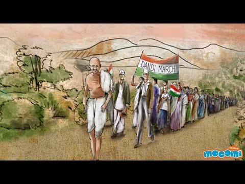 Indian Freedom Struggle | Mocomi Kids