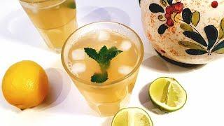 Домашний лимонад от А до Я с Max Malkiel