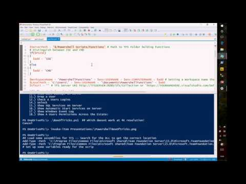 Making PowerShell useful for your team (Part 1) (Rob Sewell)