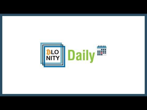 BLONITY Daily II HUT 8 Mining Applied For NASDAQ Global Market!