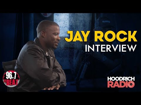 DJ Scream - Jay Rock of TDE Hoodrich Radio Interview with DJ Scream