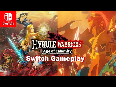 Hyrule Warriors Age Of Calamity Switch Nsp Download Madloader Com