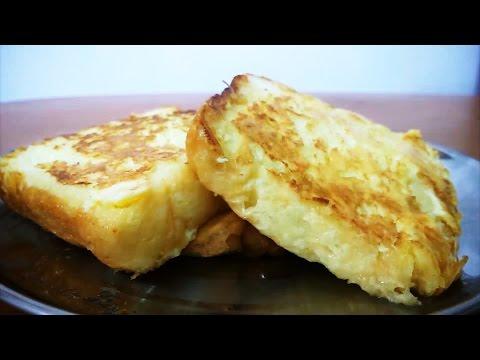 Egg Bread Roast - For bachelors