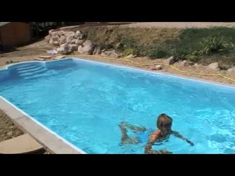 Pool selber bauen ▷ Swimmingpool im Garten - bauen.de