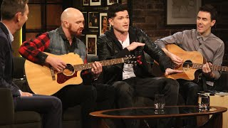 Baixar The Script - live acoustic performance - 'Hall of Fame' | The Late Late Show | RTÉ One