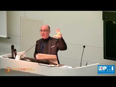 Conférence Intelligence artificielle et neurosciences par Pierre-Marie LLEDO