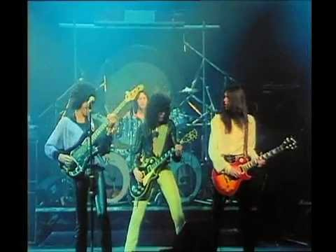 Gary Moore & THIN LIZZY  Tour 1978