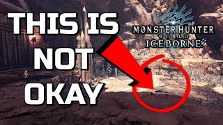 5 Reasons Why Iceborne is a Terrible Game to Speedrun