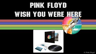 Wish you were here pfrlp9, vinyl reissue 2016, 2011 - remaster, inkl.mp3 downloadtracks: side a: 1. shine on crazy diamond (parts 1 5) 2. welco...