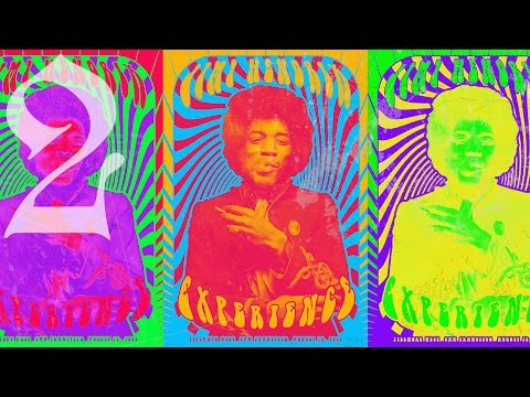 Photoshop Tutorial: Part 2 ~ How to Create a 1960s Psychedelic Poster Design #3
