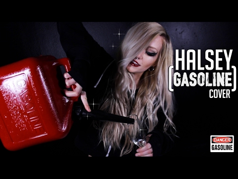 Halsey - Gasoline (Cover by Addison Van Buer)