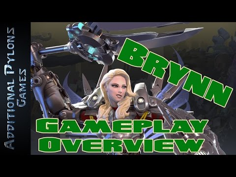 🌐 Atlas Reactor Brynn Guide - Overview, Strategy, and Basic Gameplay 🕹 (Freelancer Guide)