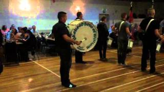Dykehead Sons Of William @ Saltcoats Protestant Boys 10th Anniversary Dance (2)