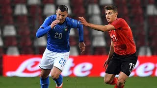 Highlights Under 21: Italia-Austria 0-0 (21 marzo 2019)