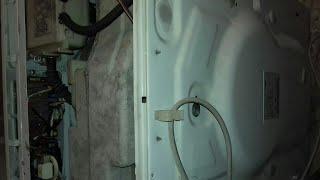замена ремня в любой стиральной машинке. 5 минут и готово!!!