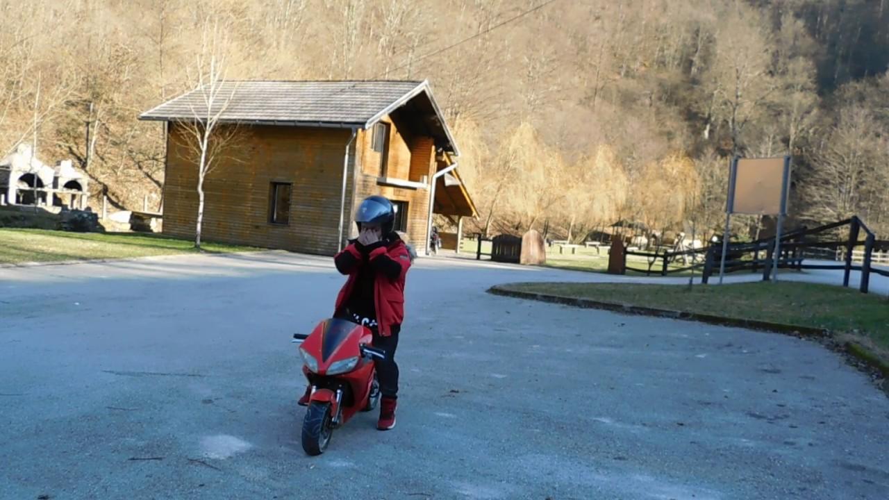 KUPIO POKVAREN MOTOR