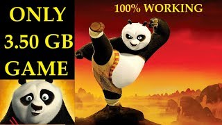 How to Download and Install KUNG FU PANDA game for pc