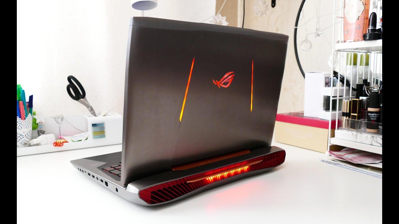 фото игровой ноутбук